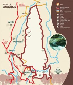 Ruta de Magros
