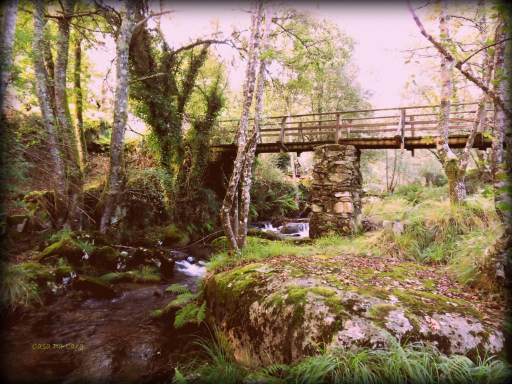 Puente sobre Río Castro