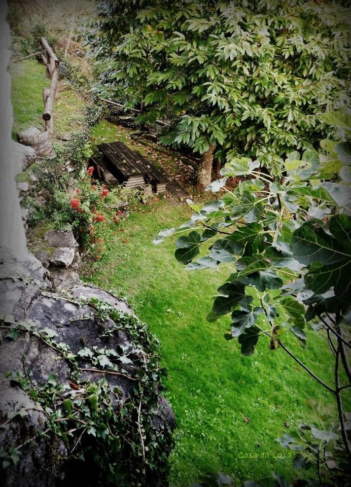 Mesa jardín